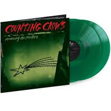 Counting Crows Recovering The Satellites 2LP - Green Vinyl-