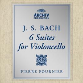 Bach: 6 Cello Suites Ltd.Ed.) 3LP