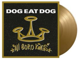Dog Eat Dog All Boro Kings LP - Gold Vinyl-