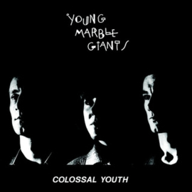 Young Marble Giants Colossal Youth 3LP
