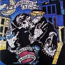 Deacon Blue Fellow Hoodlums  LP