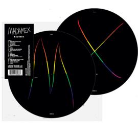 Madonna Madame X 2LP - Picture Disc -+ Gratis Ansichtkaarten-