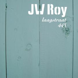 JW Roy Laagstraat 443 / Ach, Zalig Man 2LP