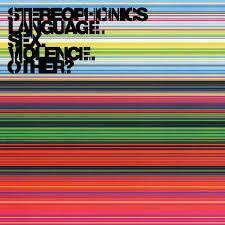 Stereophonics Language. Sex. Violence. Other? LP