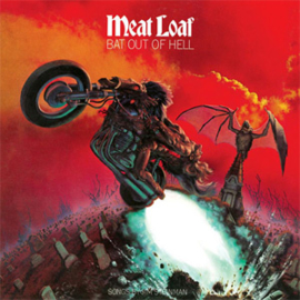 Meat Loaf Bat Out Of Hell Hybrid Stereo SACD