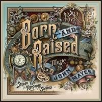 John Mayer - Born And Raised 2LP .