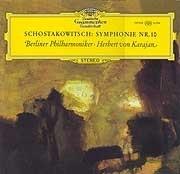 SHOSTAKOVICH SYMPHONY NO. 10 180g LP