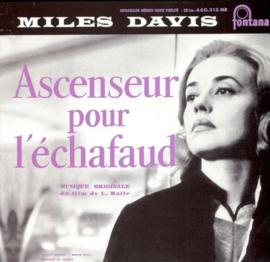Miles Davis Ascenseur Pour L'echafaud LP + CD