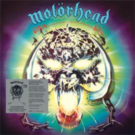 Motorhead Overkill 40th Anniversary Edition Half-Speed Mastered 180g 3LP