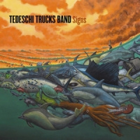 Tedeschi Trucks Band Signs LP + 7""