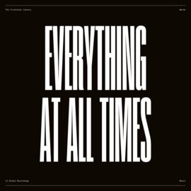 Irrational Library Everything At All Times LP