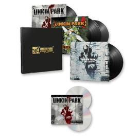 Linkin Park Hybrid Theory 20th Anniversary 4LP Box Set
