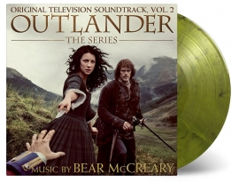 ORIGINAL SOUNDTRACK - OUTLANDER II 2LP (BEAR MCCREARY)