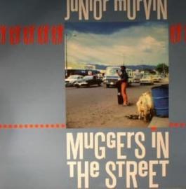 Murvin Junior Mugger In The Street LP