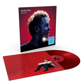 Simply Red Home LP - Red Vinyl-