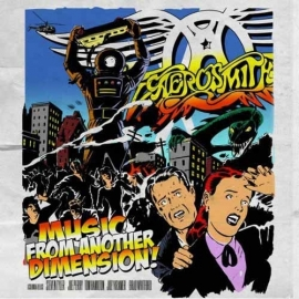 Aerosmith - Music From Another Dimension 2LP