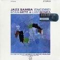 Stan Getz & Luiz Bonfa - Jazz Samba Encore! LP