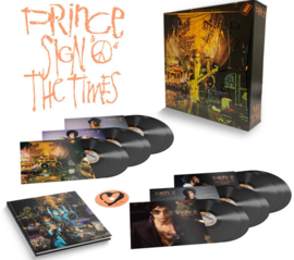 Prince: Sign O' The Times 11LP + DVD -Super Deluxe Edition-