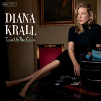 Diana Krall Turn Up The Quiet 2LP