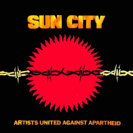 Sun City: Artists United Against Apartheid LP