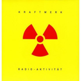 Kraftwerk Radio-activity LP