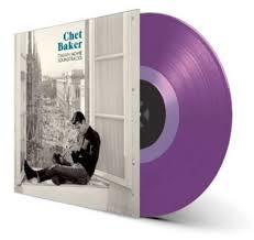 Chet Baker Italian Movie Soundtracks LP - Purple Vinyl-