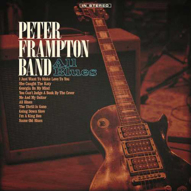 Peter Frampton Band All Blues 2LP