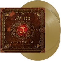 Ayreon Electric Castle Live And 3LP - Gold Vinyl-