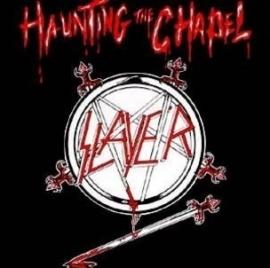 Slayer Haunting the Chapel LP -transparant vinyl-