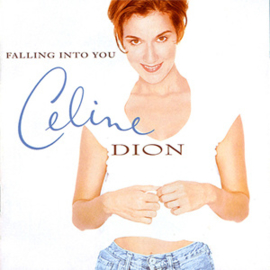 Celine Dion Falling Into You LP