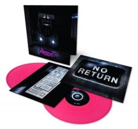 The Prodigy No Tourists 2LP - Clear Violet Vinyl-