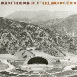 Dave Mattews Band Live At The Hollywood Bowl 5LP