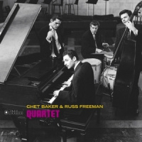 Chet Baker / Russ Freeman Quartet LP
