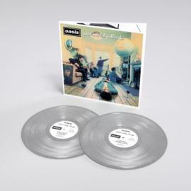 Oasis Definitely Maybe 2LP - Silver Vinyl-