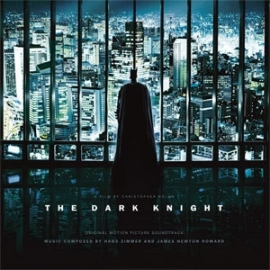The Dark Knight Soundtrack 2LP