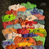 Calexico / Iron & Wine Years To Burn LP - Turquoise Vinyl-