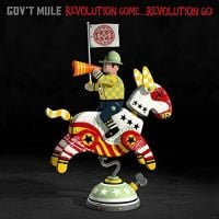 Gov't Mule Revolution Come... Revolution Go 2LP