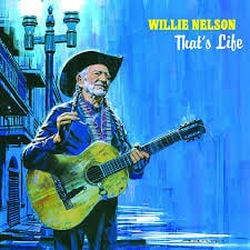 Willie Nelson That's Life LP
