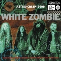 White Zomebie - Astro Creep LP