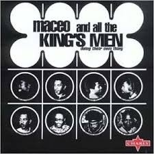 Maceo Parker And The Kings Men - Doing Their Own Thing HQ LP