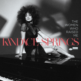 Kandace Springs The Women Who Raised Me CD