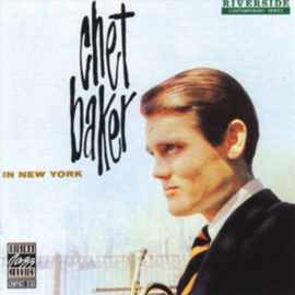 Chet Baker Chet Baker In New York 180g LP