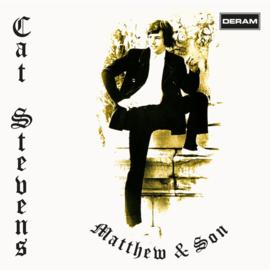 Cat Stevens Matthew & Son 180g LP