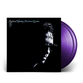 Richard Hawley True Love's Gutter 2LP - Clear Amethyst Vinyl-