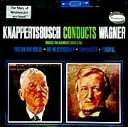 KNAPPERTSBUSCH CONDUCTS WAGNER 180g LP