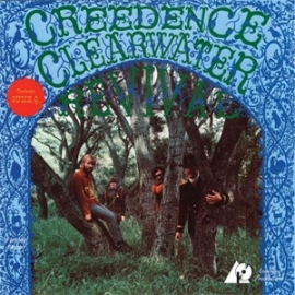 Creedence Clearwater Revival - Creedence Clearwater Revival LP.