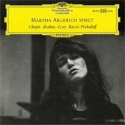 MARTHA ARGERICH PIANO 180g LP