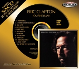 Eric Clapton - Journeyman SACD