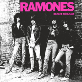 The Ramones Rocket To Russia 180g LP & 3CD Box Set