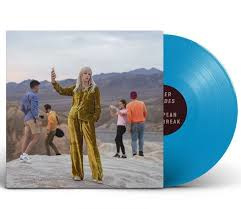 Amber Arcades European Heartbreak LP -Blue Vinyl-